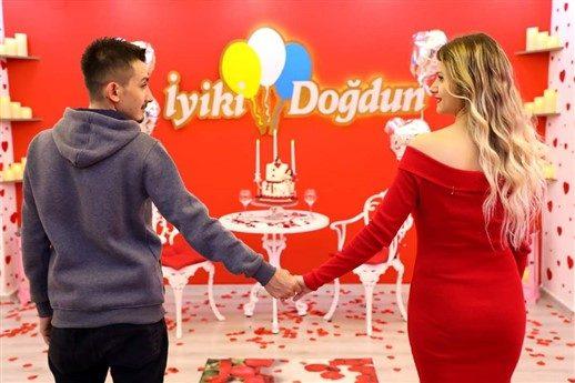 Doğum Gününde Evlilik Teklifi Organizasyonu