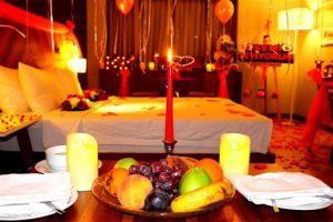 Hilton SA Otelde Romantik Evlilik Teklifi Organizasyonu