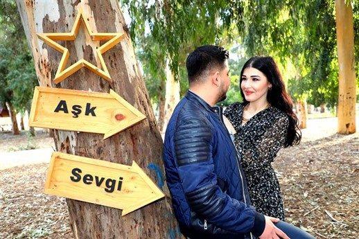 Ormanda Romantik Evlilik Teklifi Organizasyonu